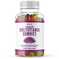Havasu Nutrition Multivitamin Gummies for Men and Women with Vitamin A, C, D3, E...