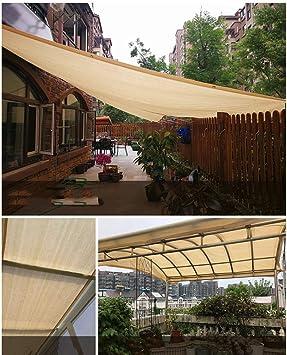 LSXIAO-Malla Sombra De Red Protección Solar Y Protección UV. Tejer ...
