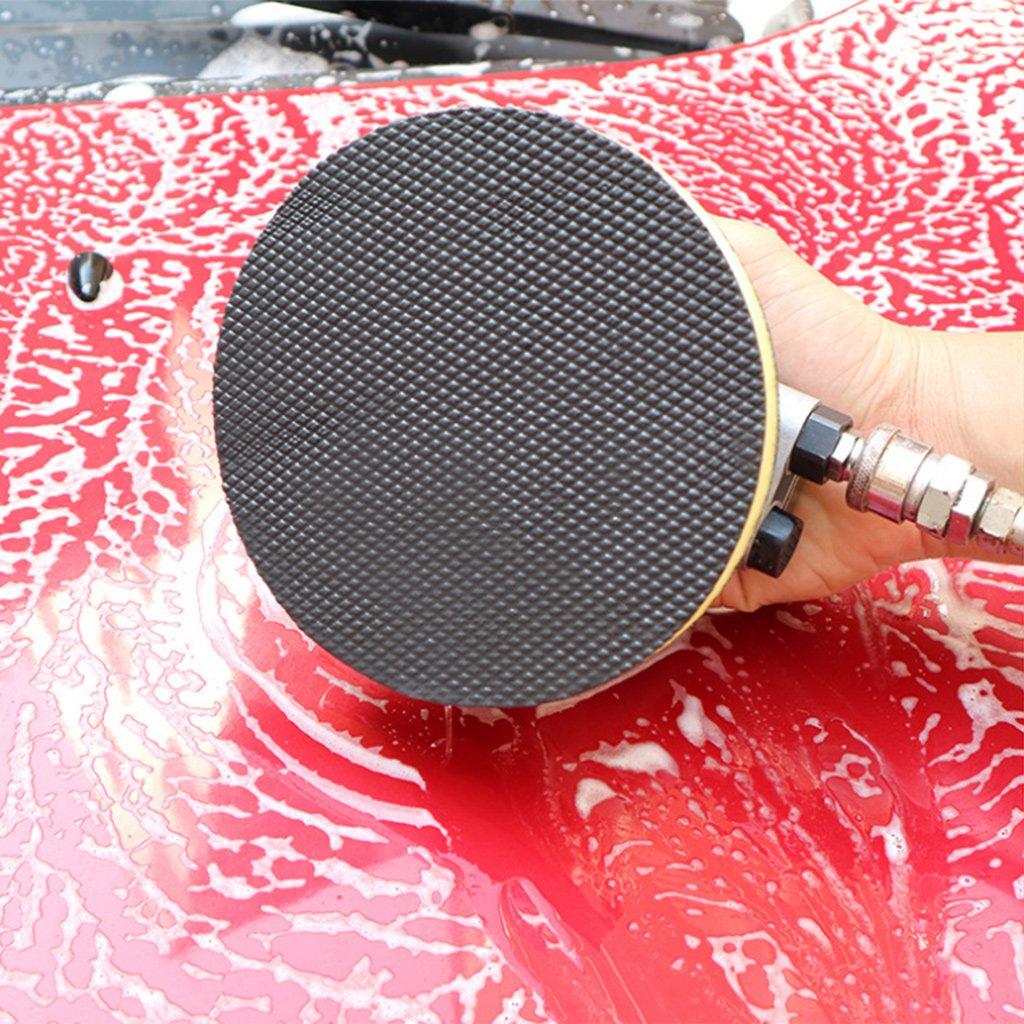 fuwahahah Car Magic Clay Bar Pad Block Auto Cleaning Sponge Wax Polishing Pads Tool Eraser