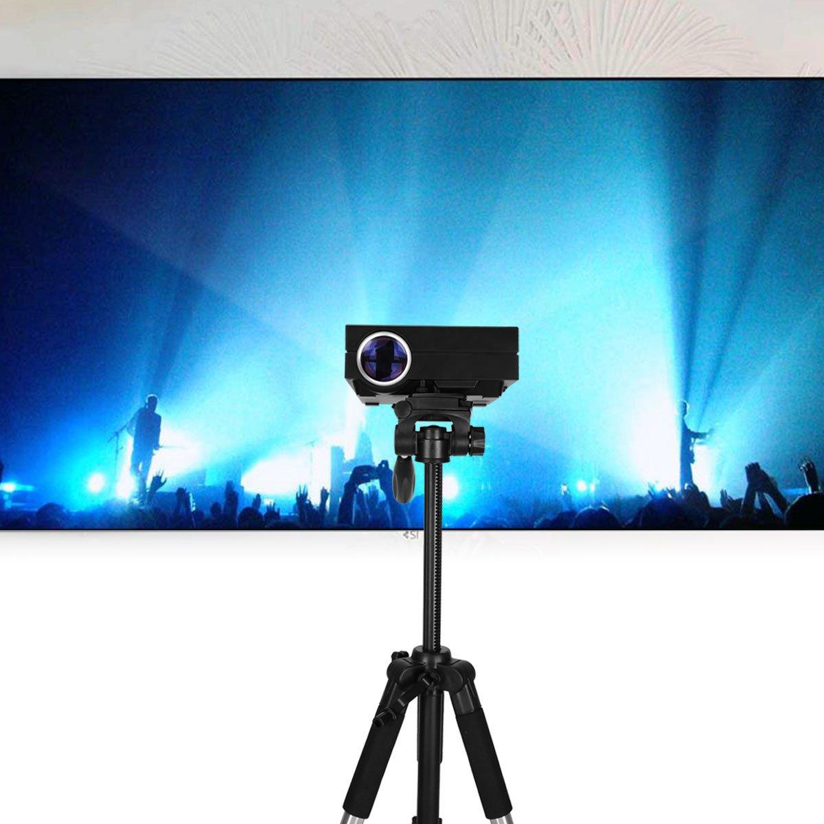 Soporte de cámara/teléfono soporte/soporte de proyector, 3 en 1 ...