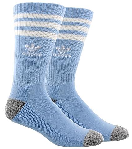 7a281b3fb649bc Amazon.com  adidas Men s Originals Crew Socks  Sports   Outdoors
