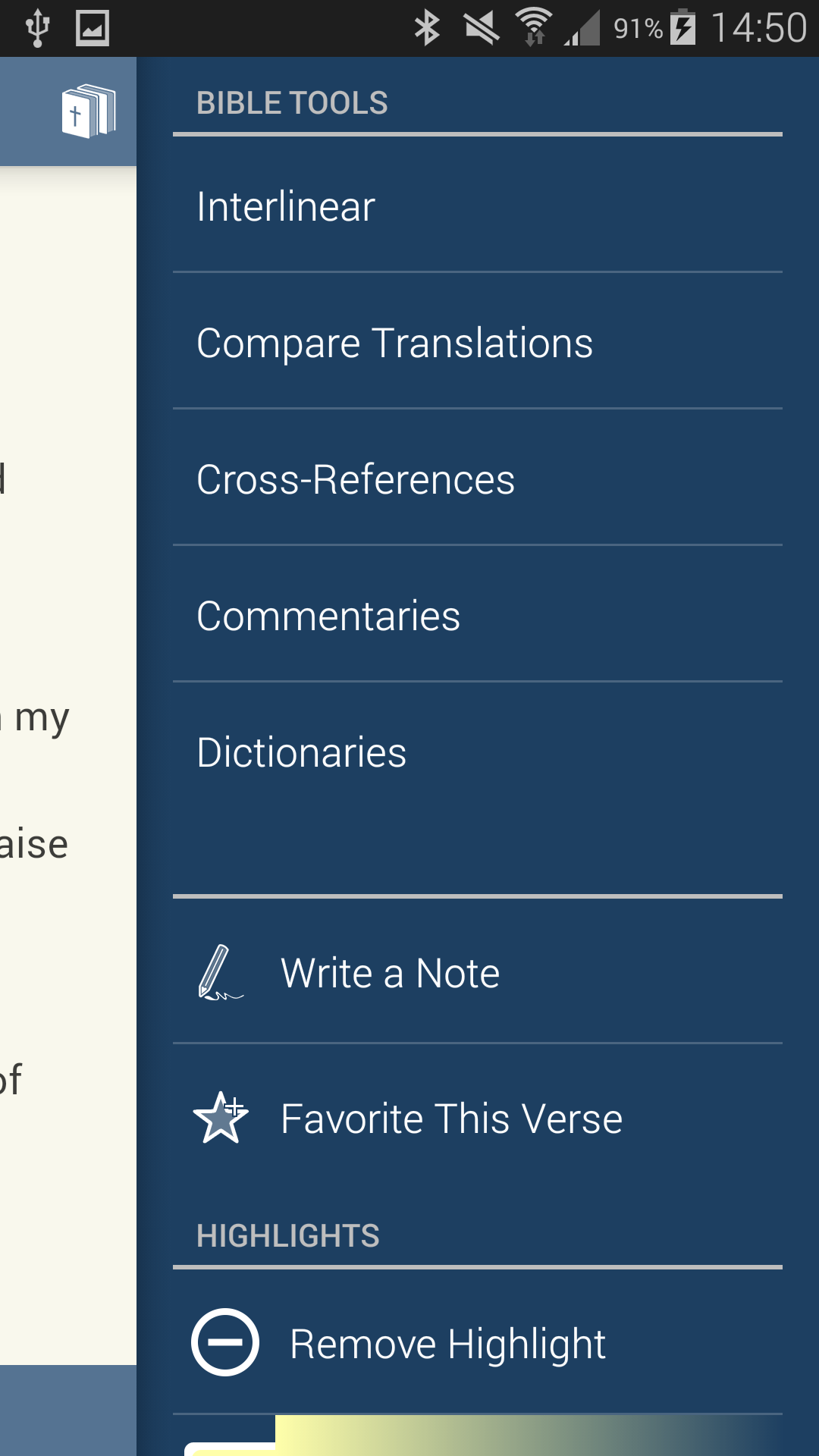 Amazon Blue Letter Bible Appstore for Android