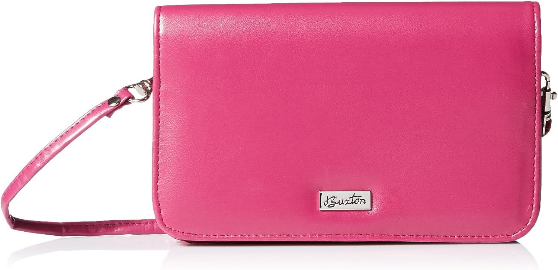 Myhouse Women Clutch Wallet Ladies Purse Light Purple Hand Wallet with Zipper