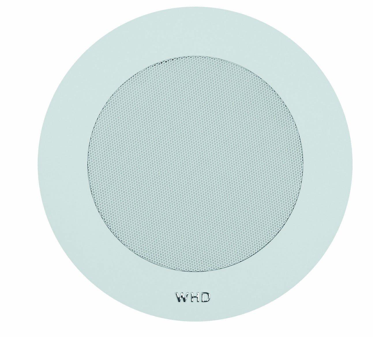 WHD 148002032400200 Kunststoffblende R 240 Basic, weiß /gitter weiß