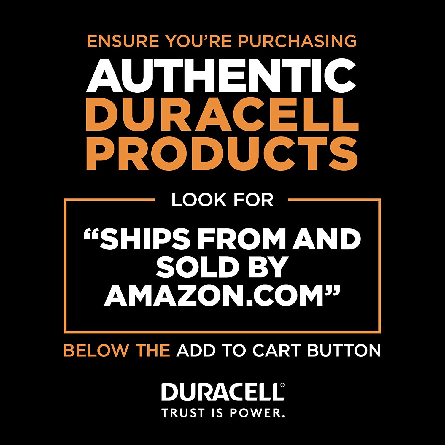 Duracell - CopperTop AA Alkaline Batteries - long lasting, all-purpose Double A battery for household and business - 8 Count: Health & Personal Care