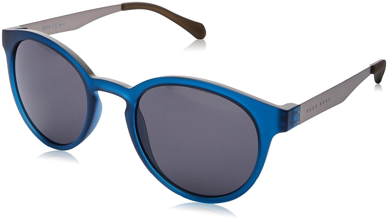 BOSS Hugo 0869/S IR Gafas de sol, Azul (Dkbluee Mtrut/Grey Blue), 51 Unisex-Adulto
