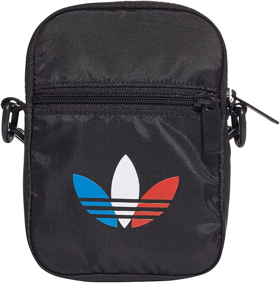 Adida Retro Red, White and Blue Logo Backpack