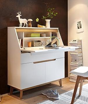 Trend Moebel Sekretär Schreibtisch Computertisch Home Office Büro