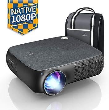 VANKYO Performance V610 Native 1080P Proyector LED, Full HD Video ...