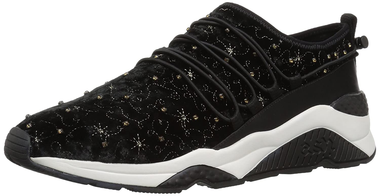 Ash Women's AS-Misstic Sneaker B071RPFKTX 39 M EU (9 US) Black/Black