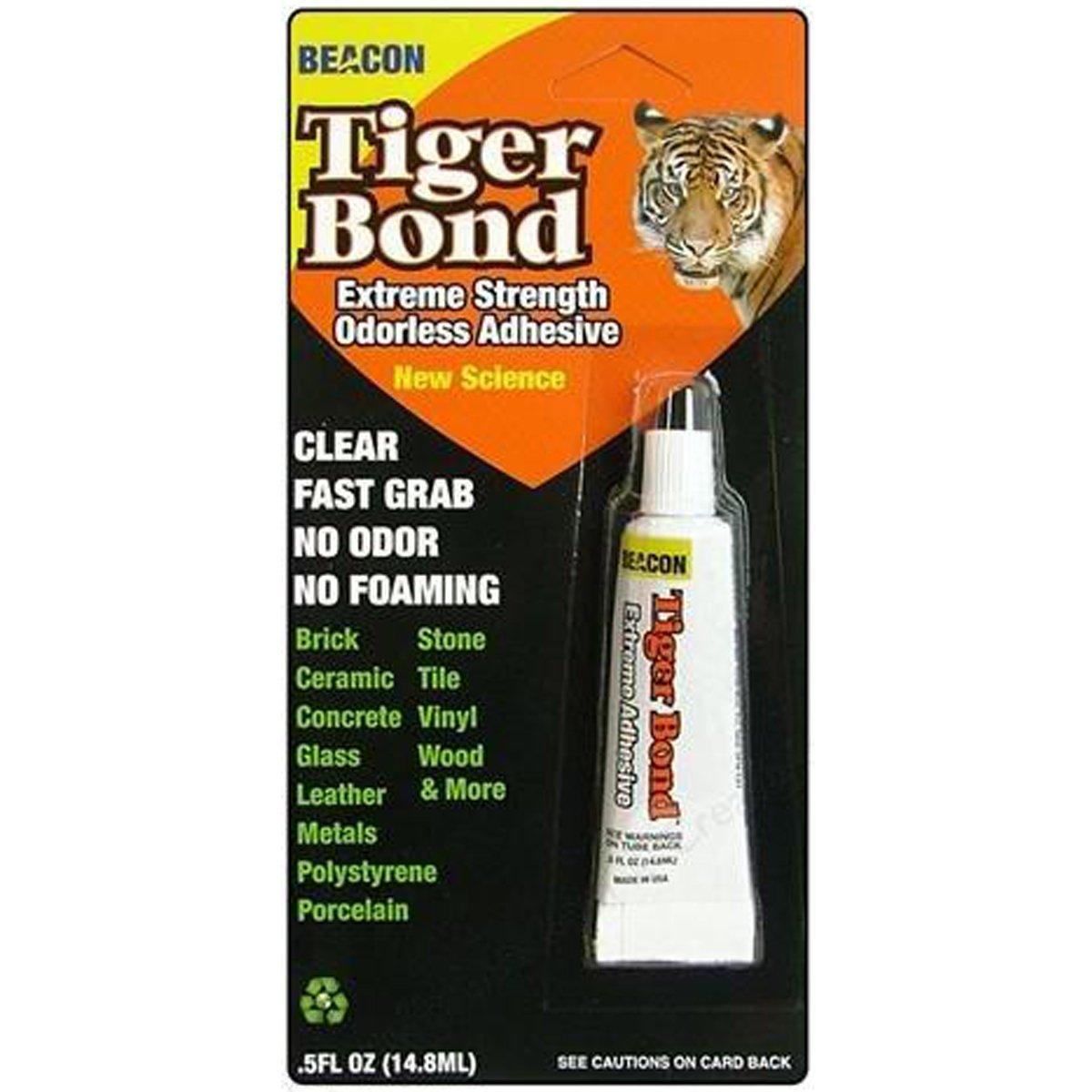 Tiger Bond Extreme Adhesive-.5oz