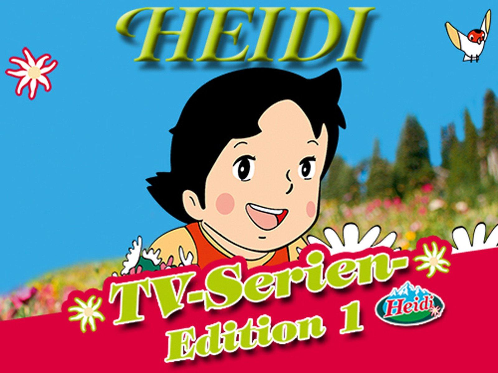 Amazonde Heidi Staffel 1 Folge 1 26 Ansehen Prime Video
