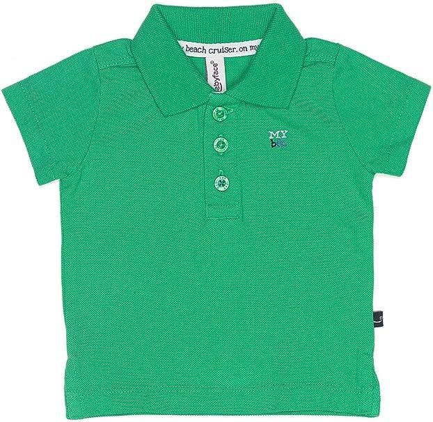 Babyface - Polo para bebé, Talla 62 - Talla Alemana, Color Verde ...