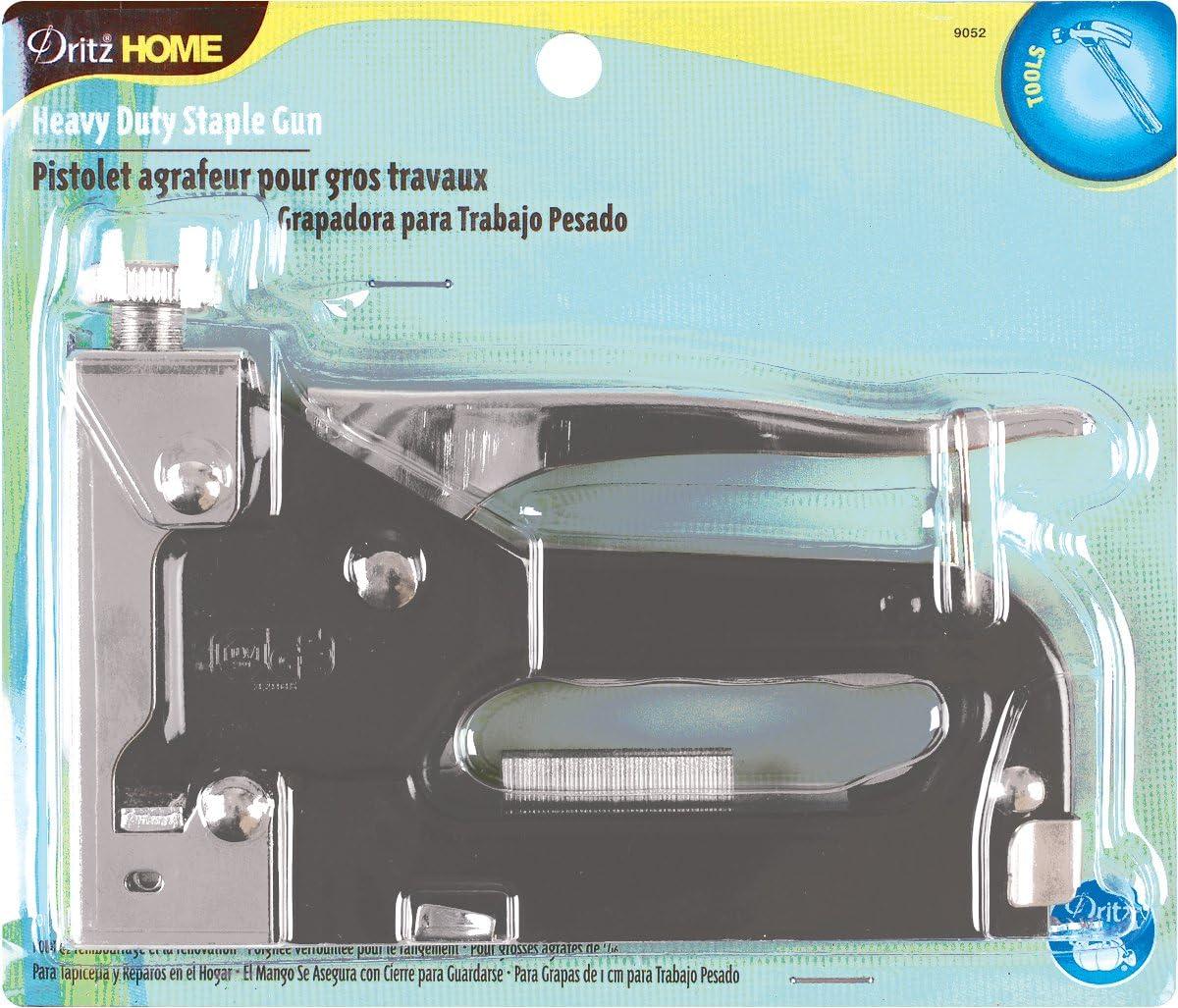 New 1X Box Heavy Duty 1000pc #10 Staples Tacker Gun Upholstery office Supplies