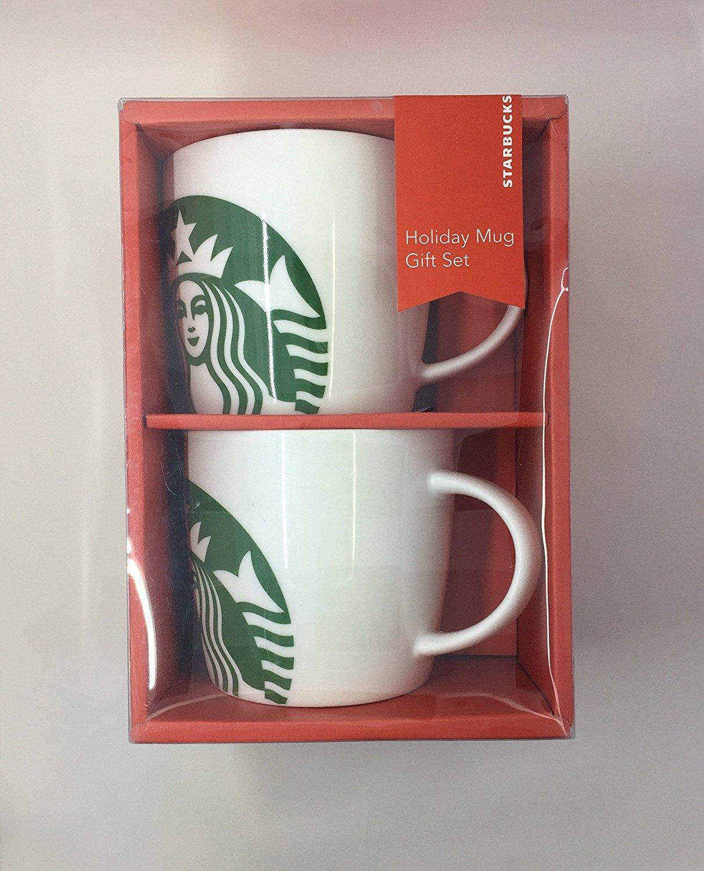 Amazon Com Starbucks Mug Gift Set Kitchen Dining