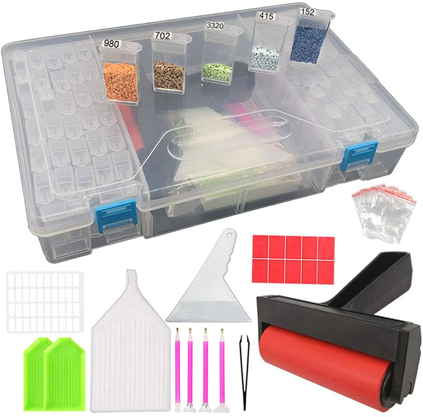 Kit de herramientas para pintura de diamante ARTDOT