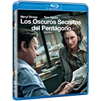 The Post: Los Oscuros Secretos del Pentágono [Blu-ray]