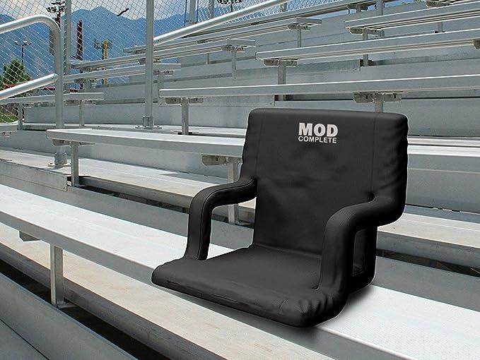 Amazon.com: Silla con amplio asiento de estadio para gradas ...