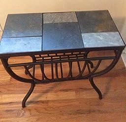 Amazon Com Signature Design By Ashley Antigo Slate Chair