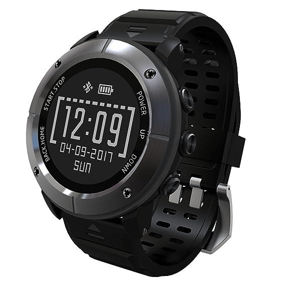 Amazon.com: Smart Watch,GPS outdoor smart watch IP68 ...