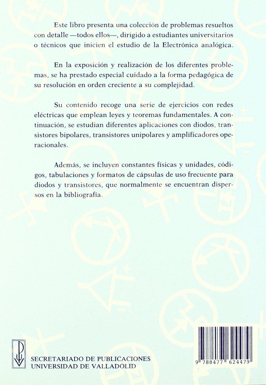 Problemas de Electronica básica. 3 Edic.: Amazon.es: Jesus Mate Falcó, Jose Manuel Mena Rodriguez, Jose Miguel Ruiz González: Libros