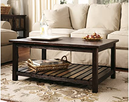 Mestler Coffee Table - Cocktail Height