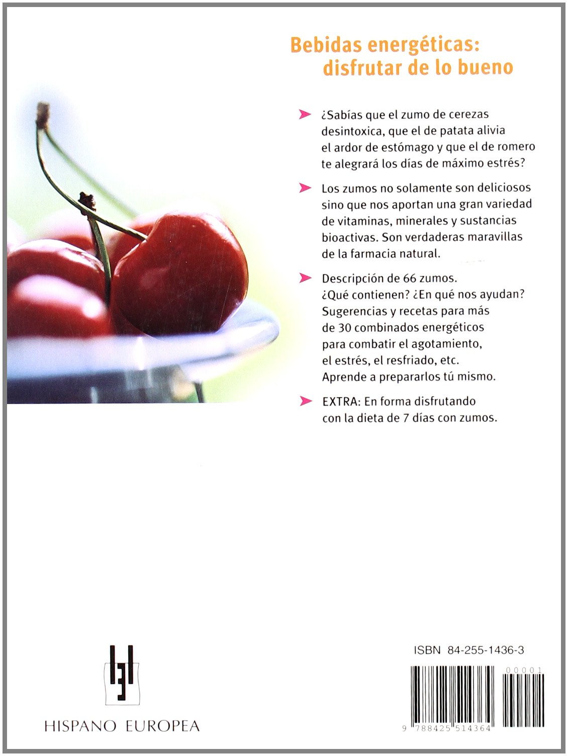 Zumos y bebidas saludables / Health food juices (Spanish Edition): Jochen G. Bielefeld: 9788425514364: Amazon.com: Books