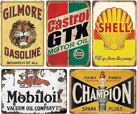 "Vintage Retro Metal Plaque Biker garage bar pub man cave 20x30 cm 8x12/"" Tin Sign"