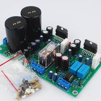 Amazon.com: NE5532 TDA 7294 Amplificador de Potencia Junta ...