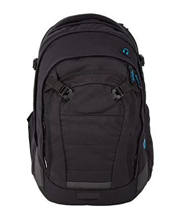 d6682bf137e61 Satch Schulrucksack Match Black Bounce 801 schwarz  Amazon.de ...