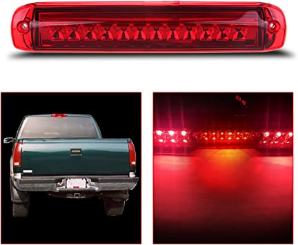 For GMC CANYON 2004-2007 2008 2009 2010 2011 Chrome Tail Light Covers Lights 2