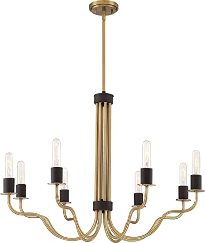 Quoizel SDE5008WS Stride Luxe Chandelier