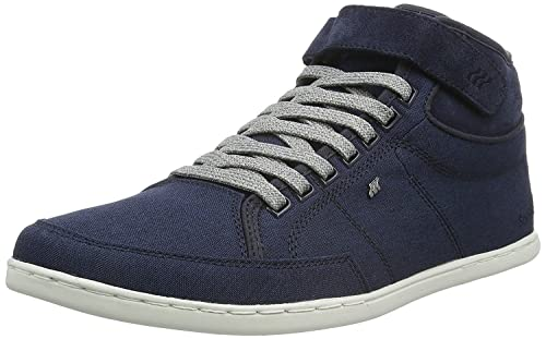 Website For Cheap Boxfresh Swich Prem Men's Hi Top Trainers Trainers Dark Navy