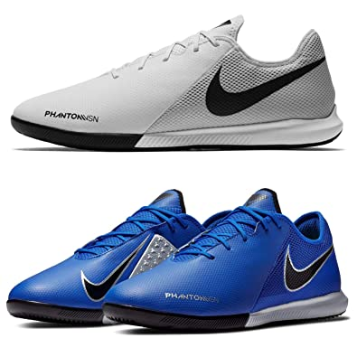 0c07a870e Nike Phantom Vision Gato X Indoor Football Trainers Mens Soccer Futsal Shoes   Amazon.co.uk  Shoes   Bags