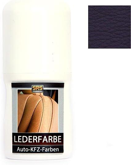 SRS TECHNOLOGY Leder Fresh - Tinte para piel, color morado ...