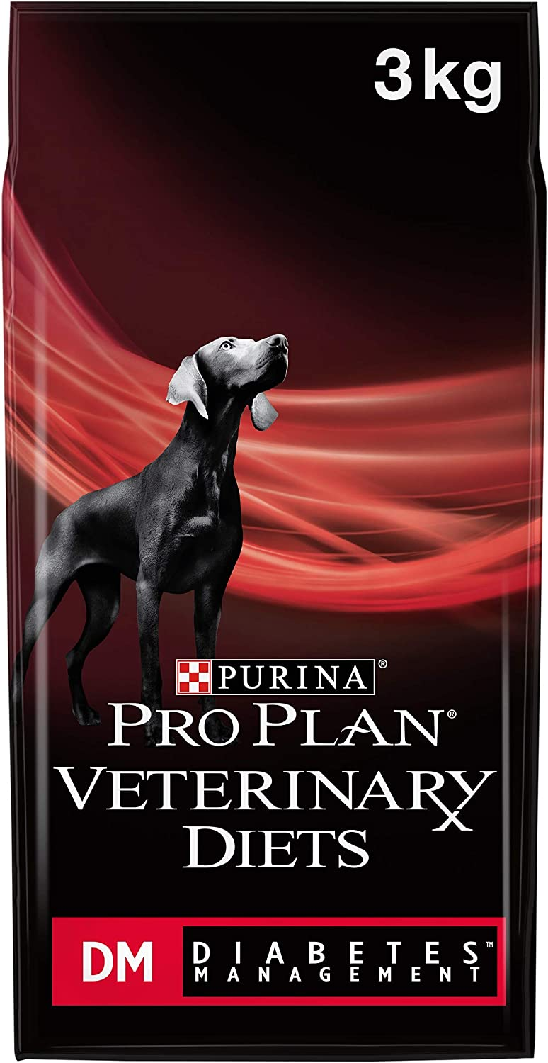 Purina Pro Plan Canine Diabetes Dm, 3 kg, 1 unidad