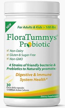 FloraTummys Best Probiotic