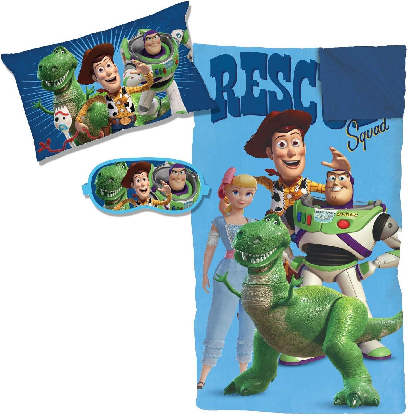 Disney Toy Story 4 Sling Bag Slumber Set Multicolor