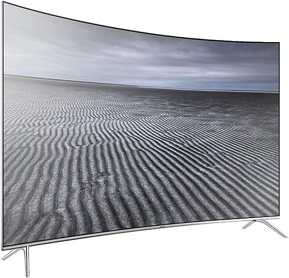 LED 4K SUHD TV CURVO SAMSUNG 65 SMART TV UE65KS7500 SUHD/ 2200Hz PQI/ TDT / 4 HDMI/ 3 USB VIDEO/ WIFI DIRECT/ MANDO UNIVERSAL: Amazon.es: Electrónica