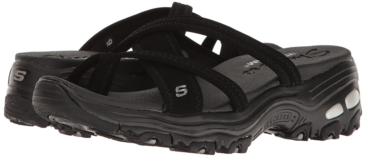 ab29e93b7a48 Amazon.com  Skechers Cali Women s D Lites-Think Fast Sport Sandal  Shoes