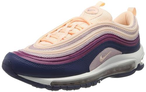 Dormitorio Intermedio administración  Nike Women's Air Max 97 Ultra 17 Running, Crimson Tint/Crimson Tint, Size  9.0: Amazon.in: Shoes & Handbags