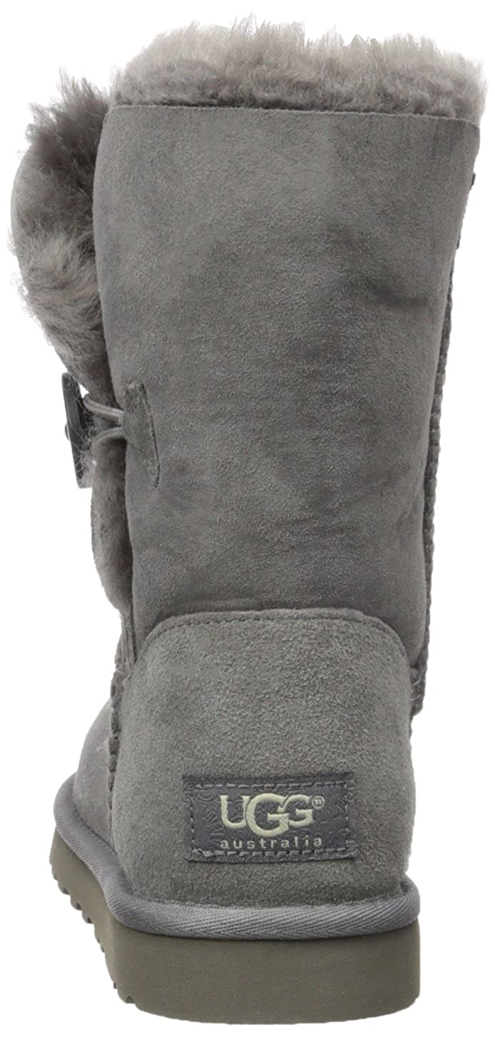 Amazon Qbfii Bailey Ugg Es Mujer Botas Button Zapatos 5803 Planas IqY8Pxzwn