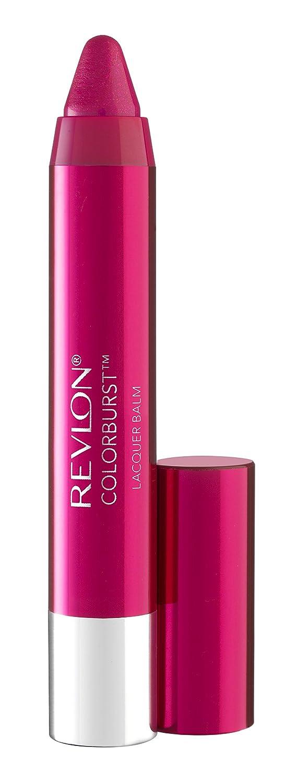 Revlon Colorburst Lacquer Balm - Vivacious - 0.095 oz