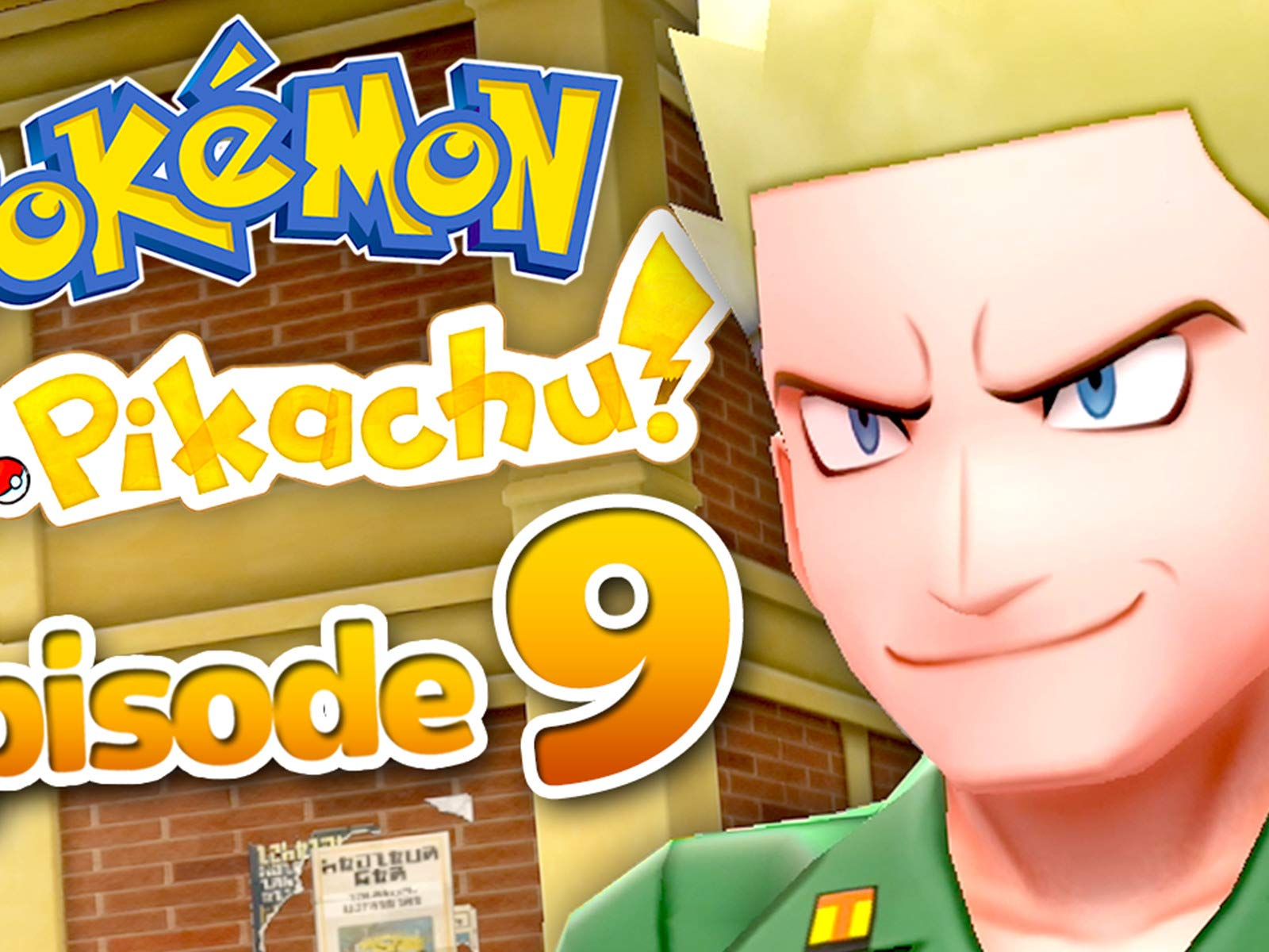 Watch Clip: Pokemon Let's Go Pikachu Gameplay - Zebra Gamer