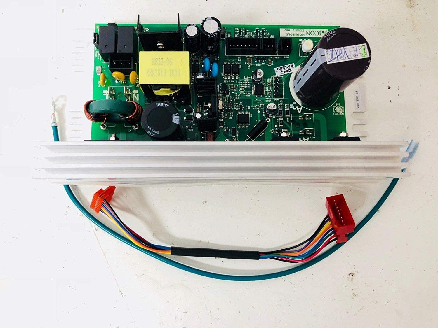 Icon Health New arrival Luxury goods Fitness Inc. Motor 399610 Controller Lower Board