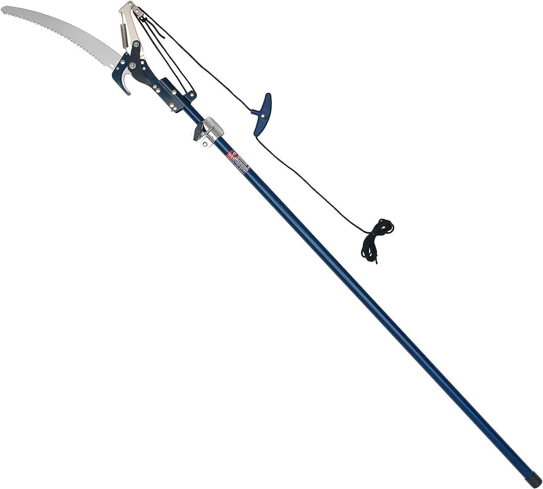Spear & Jackson Razorsharp Podadora de árboles telescópica, 4930FZ/09, 157.5x16x6.5 cm