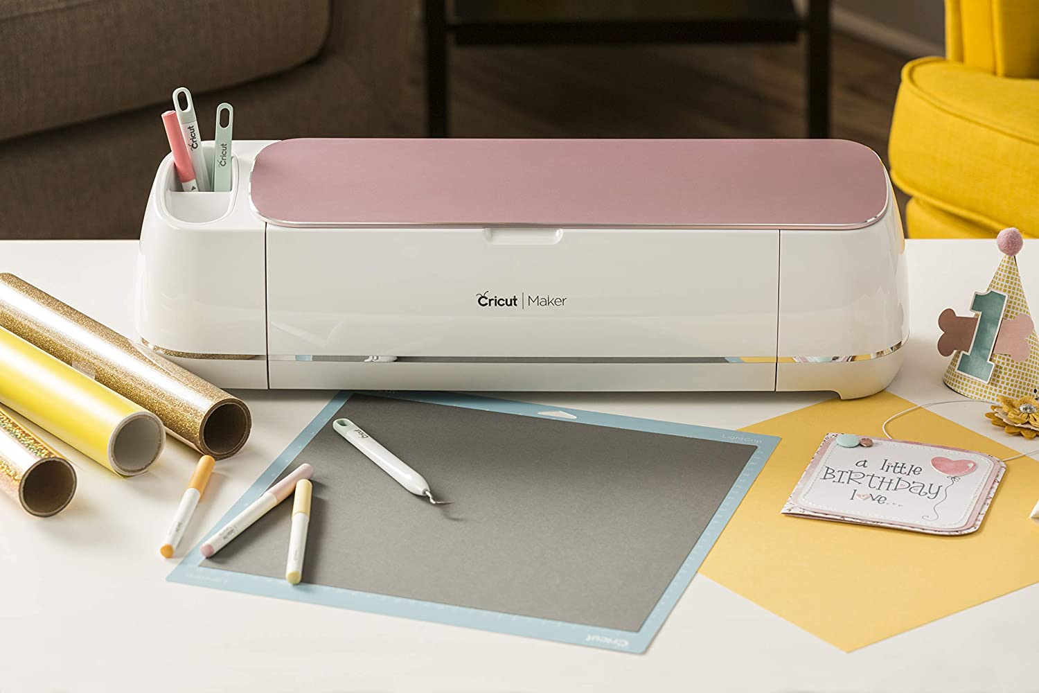 Cricut Maker, Rose