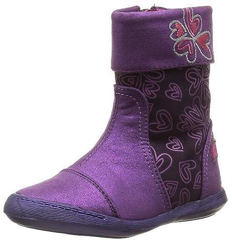 921728d9c Agatha Ruiz de la Prada Prieta - Botas clásicas de caña Media Niñas   Amazon.es  Zapatos y complementos