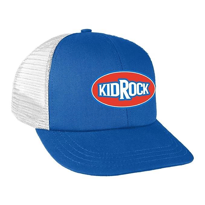 a460b15f4 Kid Rock Kingsford Charcoal Trucker Hat: Amazon.ca: Clothing ...