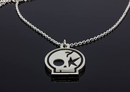 Amazon One Ok Rock Metal Pendant With Stainless Necklace Black
